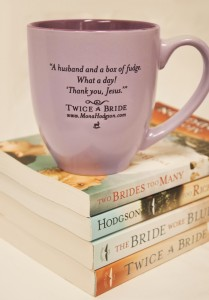 Visit Mona's blog to win a collectable Sinclair Sisters mug!
