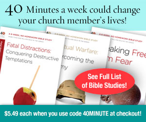 40 Minute Bible Studies