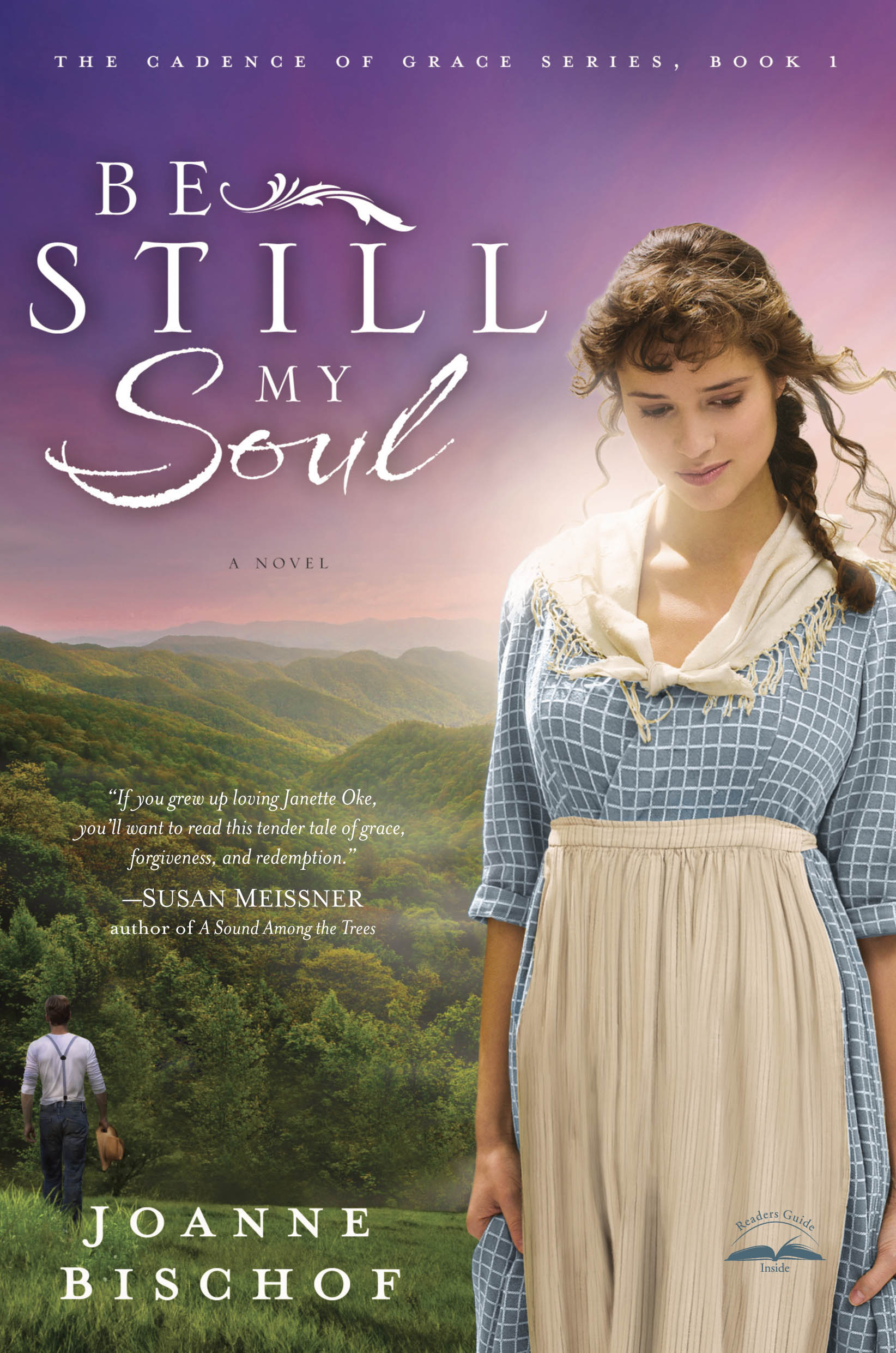 Be Still My Soul Book Cover