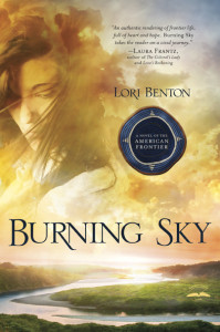 Burning Sky Book Cover