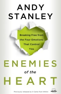 Book Cover - Enemies of the Heart