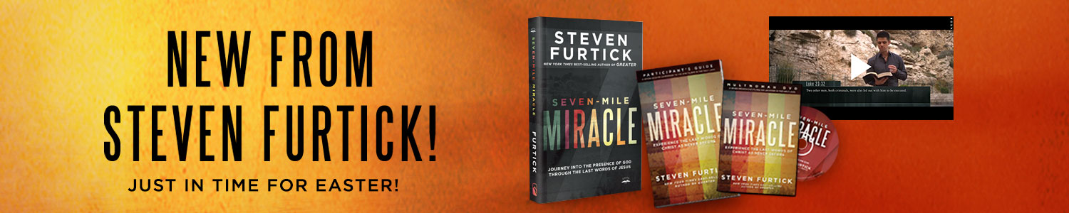 Seven Mile Miracle by Steven Furtick